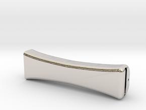 American Bow Handle in Platinum
