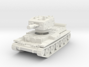 Centaur IV Tank 1/87 in White Natural Versatile Plastic