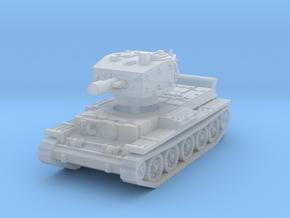 Centaur IV Tank 1/144 in Smooth Fine Detail Plastic