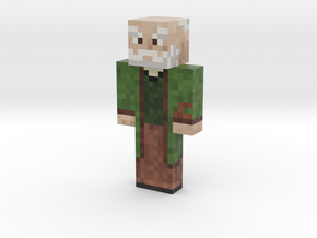Dn_Denn | Minecraft toy in Natural Full Color Sandstone