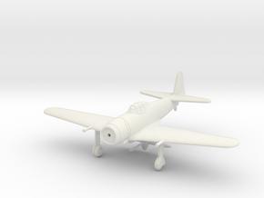 1/144 Kawanishi J6K in White Natural Versatile Plastic