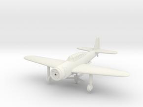 1/144 Yokosuka D4Y4 in White Natural Versatile Plastic