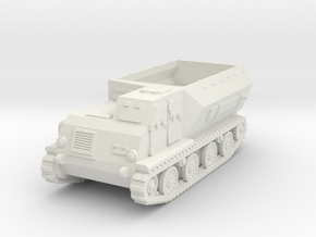 1/160 (N) Type 1 Ho-Ki in White Natural Versatile Plastic