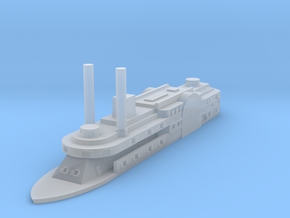 1/1000 USS Ouachita in Smooth Fine Detail Plastic
