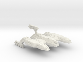 3125 Scale Lyran Dreadnought Mauler CVN in White Natural Versatile Plastic