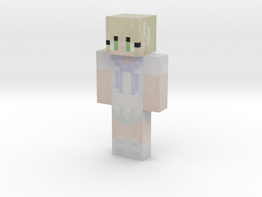 ThatSpicyChick | Minecraft toy in Natural Full Color Sandstone