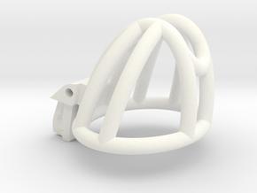 Cherry Keeper Custom CKC-OZ23YF-19 in White Processed Versatile Plastic