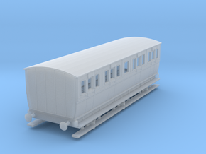 0-152fs-mgwr-6w-lav-1st-coach in Smooth Fine Detail Plastic
