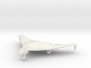 (1:200) Focke-Wulf Fw 1000x1000x1000 B (Gear down) in White Natural Versatile Plastic