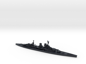 HMS Renown WWI 1/1250 in Black PA12