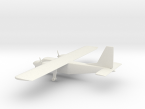 Britten-Norman BN-2 Islander in White Natural Versatile Plastic: 1:72