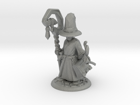 GABRIEL THE SORCERER in Gray PA12