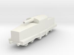 Canon de 19 modèle 1870 93 TAZ 1/200  in White Natural Versatile Plastic