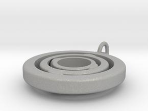 """Rotating Suspension """"Orbit"""" in Aluminum: Large"""