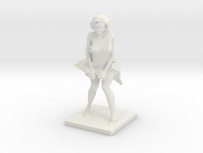 Printle V Femme 413 - 1/24 in White Natural Versatile Plastic