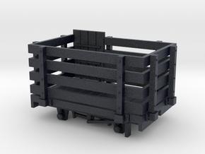 009 Sheep Wagon A in Black PA12