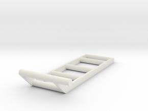 Hot Wheels Sto N Go Construction Dump Lift Ladder in White Natural Versatile Plastic