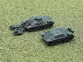 Russian BMR-1 & TOP ARV 1/285 in Smooth Fine Detail Plastic