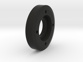 AD3_holder_rollerbase  Adventurer3 Filament spool  in Black Natural Versatile Plastic: Small