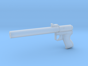 1:3 Miniature SSW 22 Gun in Smooth Fine Detail Plastic