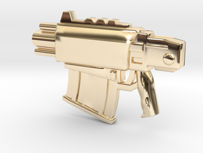 Bolter in 14k Gold Plated Brass