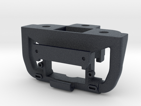 Atlas O Scale F7 Coupler Mount - Polymer Optimized in Black PA12