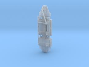 V shuttle tanker in Smoothest Fine Detail Plastic