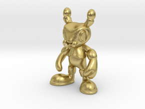 ANt in Natural Brass