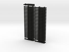 X-Track-Kette für Pistenbully in 1:18 in Black Natural Versatile Plastic