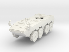 MG100-CH002 ZBL-09 Snow Leopard APC in White Natural Versatile Plastic