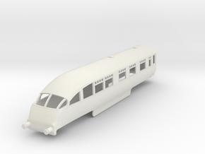 o-100-lner-observation-coach in White Natural Versatile Plastic
