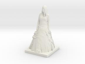 Printle C Femme 430 - 1/24 in White Natural Versatile Plastic