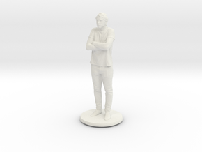 Printle C Homme 510 - 1/24 in White Natural Versatile Plastic