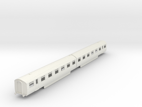 b-76-lner-coronation-twin-open-first in White Natural Versatile Plastic
