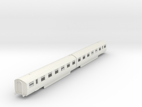 b-100-lner-coronation-twin-open-first in White Natural Versatile Plastic