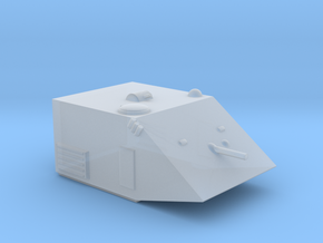 Panther Medium Grav Tank 25mm in Smooth Fine Detail Plastic