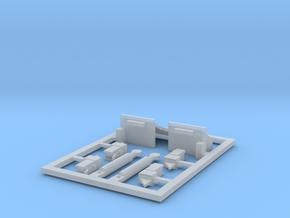 FAU00-300-00 Anbauteile Schuttwanne in Smoothest Fine Detail Plastic