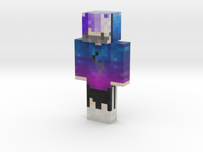 Astr_o | Minecraft toy in Natural Full Color Sandstone
