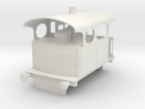 b-43-5-3-cockerill-type-IV-loco in White Natural Versatile Plastic