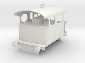 b-32-5-3-cockerill-type-IV-loco in White Natural Versatile Plastic