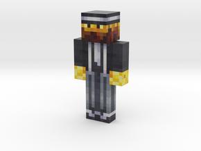 TheGamingBlaze2 | Minecraft toy in Natural Full Color Sandstone