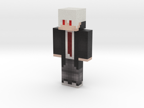TheHayzZ_ | Minecraft toy in Natural Full Color Sandstone