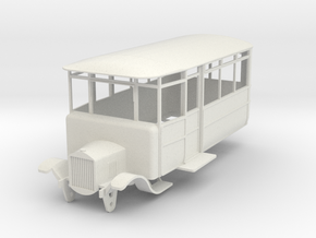 o-32-dv-5-3-ford-railcar in White Natural Versatile Plastic
