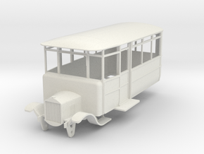 o-43-dv-5-3-ford-railcar in White Natural Versatile Plastic