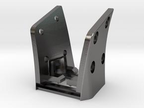 G35 (R&L Inside Bracket Joined) in Polished Nickel Steel
