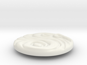 2019_pieza_01_with_ring in White Natural Versatile Plastic