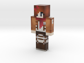 Caramille | Minecraft toy in Natural Full Color Sandstone
