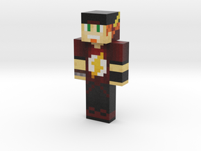 Moi | Minecraft toy in Natural Full Color Sandstone