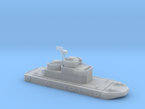 1/200 Program 5 Flamethrower River Boat in Smooth Fine Detail Plastic