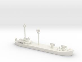Landing Ship tank MK 2 LST 1/800  FDT in White Natural Versatile Plastic